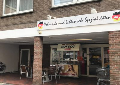 Polnisch, Schlesische Spezialitäten in Emmerich